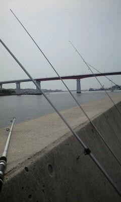 三崎、田中堤防