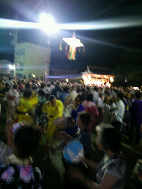 郡上踊り発祥祭